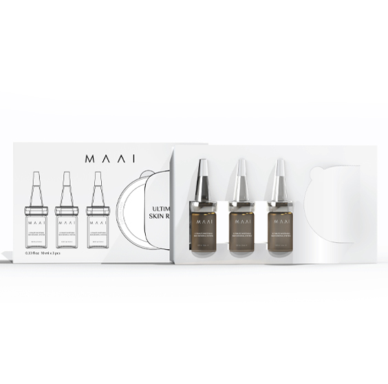 Maai Ultimate Whitening Skin Renewal System
